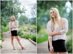 Longmont High School Class of 2015|  Longmont Senior Photos | Plum Pretty Photography | Coot Lake | Longmont Photographer | Colorado Senior Photos
