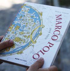 BÜTÜN ZAMANLARIN EN BÜYÜK GEZGİNLERİNDEN VENEDİKLİ BAY MARCO  POLO'NUN HAYATI VE MACERALARI. Marco Polo, Cover