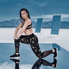 Get my collection now!! @fabletics