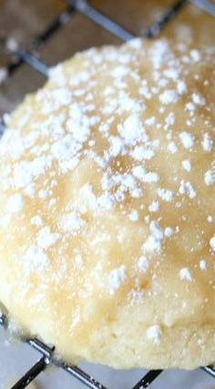 Kentucky Butter Cake Cookies