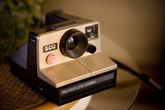 Polaroid Land 500