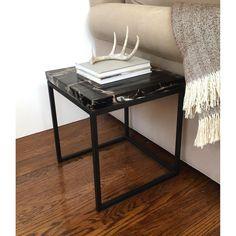 Petrified Wood Side Table - Image 6 of 7 Mountain Cabin Decor, Petrified Wood, Table, Image, Furniture, Design, Home Decor, Decoration Home, Room Decor