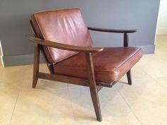 Los Angeles: Danish Mid Century Modern Arm Chair $300 - http://furnishlyst.com/listings/721673
