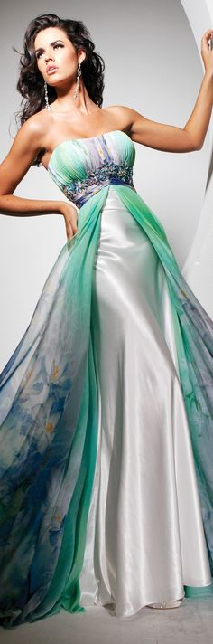 Tony Bowls couture/2014 ~ my Vegas dress
