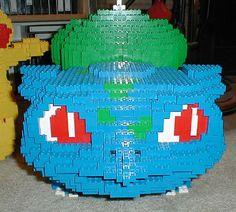 Lego Bulbasaur