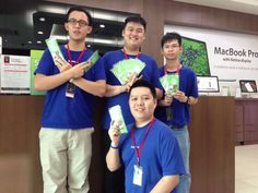 Switchers from Village Mall, Kedah