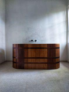 Outdoor Furniture, Outdoor Decor, Outdoor Storage, Villa, Bathtub, Bathroom, Interior, Modern, Home Decor