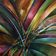 'lily's Song' Print by Michael Lang