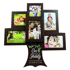 "4.5"" 3"" Family Tree Picture Frame"