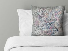 Hand painting, canvas pillow, Handmade, modern art, stylish, decorative pillow, cover, Hand Drawn, One piece, Original art work, Artistic Silk Painting, Painting Canvas, Opening A Business, Linen Store, Screen Printing, Modern Art, Decorative Pillows, Original Artwork, How To Draw Hands