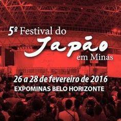5º Festival do Japão em Minas  26 a 28 de fevereiro de 2016  Expominas Belo Horizonte www.festivaldojapaominas.com.br  #festivaldojapaominas2016 #takanori #japa #japones #japafood #food #japanese #japanesefood #gastronomia #culinaria #culinariajaponesa #brculinary #uberaba #foodpics #instafood #instagood #brasil #brazil #japao #japan