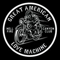 HellFire Canyon Club graphics.