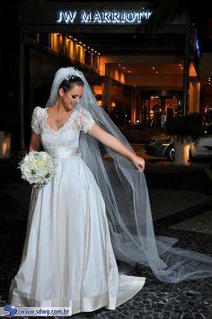 Vestidos de noiva Fafi Vasconcellos