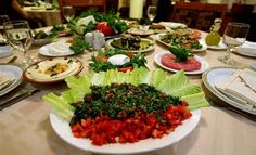 A HUGE list of delicious middle eastern recipes which are great for Ramadan!     Ramadan Food Recipes... Iftar and suhoor Recipes