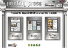 Crea carteles, folletos y prensa escolar con Printing Press | Educa con TIC | SOMO dospuntocero