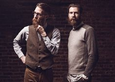 Beards. If you've heard of the Mast brothers, that's probably the first word you came across, even before chocolate. Yes, Rick and Michael Mast make craft chocolate in Brooklyn's Williamsburg neighborhood, and they have big, bushy beards. With features in magazines like Bon Appétit, a popular cookbook, and three retail...