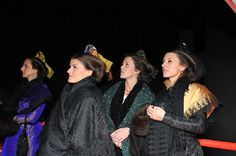 Arlesiennes for the opening of Marseille Capital of Culture 2013