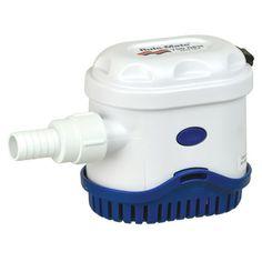 Rule-Mate Automatic Bilge Pump RM750 - 750 GPH - Overton's