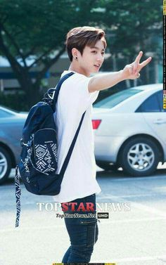 If I had the chance, I would definetly go clothes shopping with Jungkook. I like his style