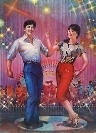 """Résultat de recherche d'images pour """"Chinese Posters   1983   happiness and abundance   Vintageposter.nl   Vintage Posters"""""""