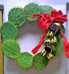 Cactus & Suculentas Navideños...!!!