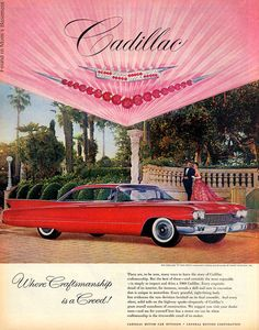 Someday, my dream of owning a '59 Cadillac will come true.