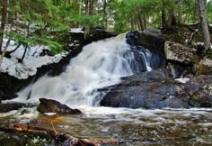 Three Must See Waterfalls in Marquette County - Travel Marquette Michigan