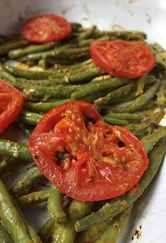 Appetizer Salads, Appetizers, Kitchen World, Cooking Recipes, Healthy Recipes, Healthy Meals, Sweet Recipes, Green Beans, Food And Drink