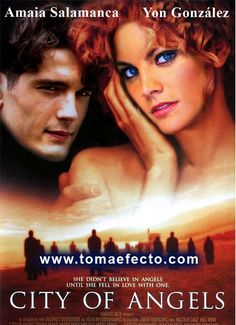 Series - TOMAEFECTO: Amaia Salamanca y Yon Gonzalez en City of Angels