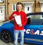 Congratulations to Jack Faulkner from Sheerness who passed his practical driving test on Friday 6th March.  Jack passed at the Gillingham driving test centre.  Jacks a landscape gardener so getting to and fro to work will be so much easier we look forward to seeing him driving around Sheerness very soon.  All the best for the future from your driving instructor Alan and all the team at Topclass driving school.  Driving Lessons Sheerness