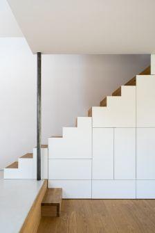Treppenmöbel - Haus SPK
