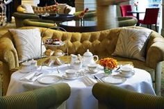 Best afternoon teas in London: Grosvenor House (Condé Nast Traveller) £34