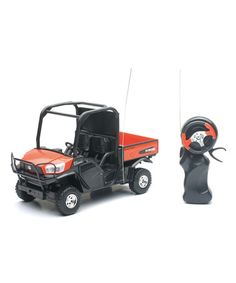 Loving this Remote-Controlled Kubota Side-by-Side ATV on #zulily! #zulilyfinds
