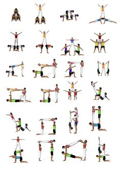 poses acro poses advanced poses back pain poses flexibility poses for abs The Effective Pictures We Offer You About yoga Poses Gimnásticas, Acro Yoga Poses, Partner Yoga Poses, Yoga Challenge, Acro Danza, Fitness Workouts, Yoga Fitness, Three Person Yoga Poses, Sport Snacks