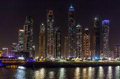 Croazieră pe Dubai Marina Creek cu cină(Dubai Marina Dhow Cruise with di...