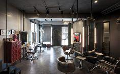Gallery - Renovation of Split-Level Hair Salon & Residential / HAO Design studio - 6