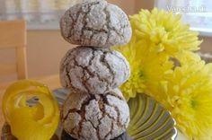 Makovo-citrónové sušienky Cupcake Cakes, Cupcakes, Crinkles, Muffin, Eggs, Cookies, Breakfast, Food, Basket