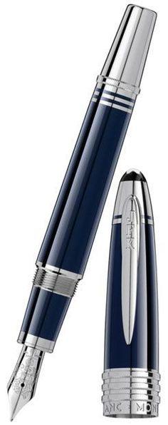 Montblanc John F. Kennedy Special Edition Fountain Pen | Ediciones limitadas | Pinterest | Pen pen, Cuba and Turning