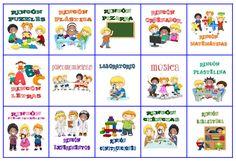 Los rincones nos permiten organizar el aula en pequeños grupos, cada uno de los cuales realiza una tarea determinada y diferente. Pueden ser de trabajo o de juego. Según el …