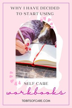 Learn what self care workbooks are and how they will help you support your mental health and reduce anxiety. Good Mental Health, Stress Management, Stress And Anxiety, Self Care, Lifestyle Blog, Personal Care, Learning, Articles, Personal Hygiene