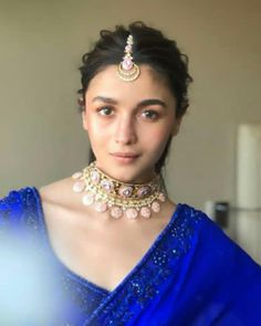 Alia Bhatt Gets Teary Eyed and All Emotional At Bestie's Wedding - HungryBoo Indian Celebrities, Bollywood Celebrities, Bollywood Fashion, Bollywood Actress, Bollywood Style, Indian Dresses, Indian Outfits, Indian Clothes, Bridal Makeup