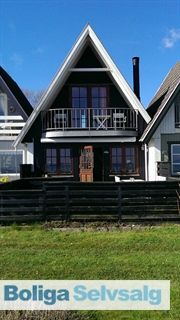Strandvejen 227, 5450 Otterup - Sommerhus direkte til fyens bedste badestrand #otterup #fritidshus #boligsalg #selvsalg