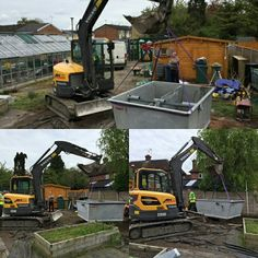 Latest News Chester, Cheshire Chester Garden Centre Are Very Pleased With  AH Plant Hire And