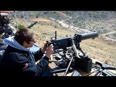 Machine gun shoot at Kelly's gun range - YouTube