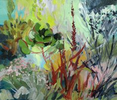 Oil on board, 30 X Jenny Parsons Landscape Art, Urban Landscape, South African Artists, Flowers Nature, Botanical Art, Art And Architecture, Oil On Canvas, Florals, Contemporary Art