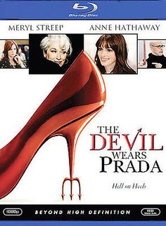 The Devil Wears Prada (Blu-ray Disc, 2006)