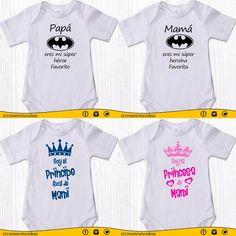 Bodys Personalizados Para Bebés De 0 A 24 Meses - Bs. 23.800,00
