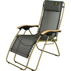 ALPS Mountaineering Lay-Z Lounger Camp Chair