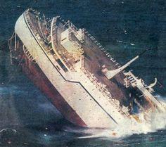 MTS Oceanos - August 4, 1991