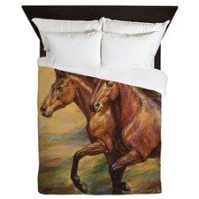 Mystic Melody Queen Duvet for